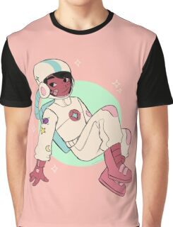 Prem in Space Graphic T-Shirt