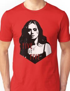 FAITH LEHANE: five by five Unisex T-Shirt