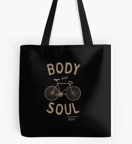Body and Soul Tote Bag