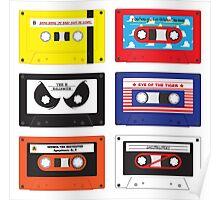 Cassettes Soundtracks Poster