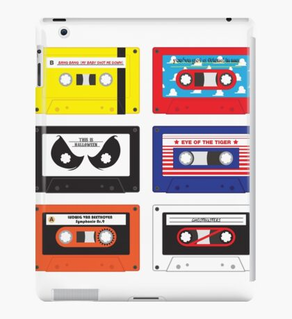 Cassettes Soundtracks iPad Case/Skin