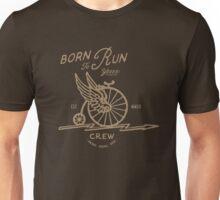 Born to Run Bike Unisex T-Shirt