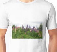 Lupin Panorama Unisex T-Shirt