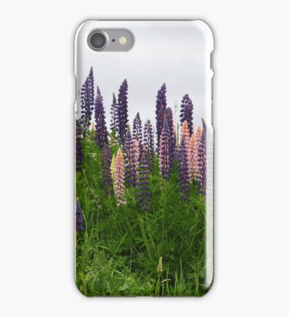 Lupin Panorama iPhone Case/Skin