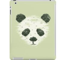 Deforestation iPad Case/Skin