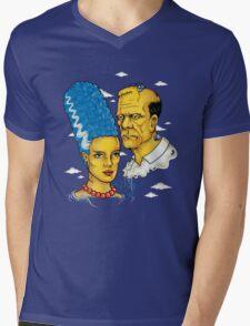 Reanimated Mens V-Neck T-Shirt