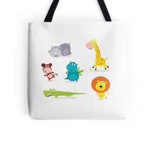 New jungle Animals collection. New in shop! Tote Bag