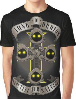 Junk N' Droids Graphic T-Shirt