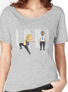 Obama's Burgers: Election Day Women's Relaxed Fit T-Shirt
