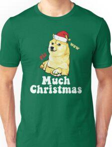 Much Christmas - Doge Meme Unisex T-Shirt