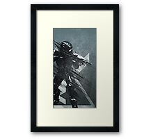 Noble-6 Framed Print