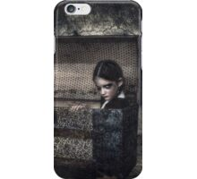 What the Attic Found iPhone Case/Skin
