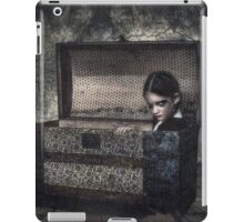 What the Attic Found iPad Case/Skin