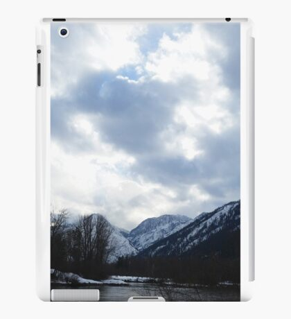 Angel Clouds iPad Case/Skin