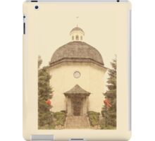 Silent Night Memorial Chapel - Frankenmuth iPad Case/Skin