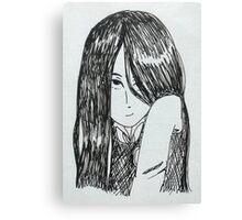 Lenora Canvas Print