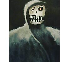 Red Eyed Reaper  Photographic Print