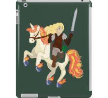 Rider of Rohan iPad Case/Skin