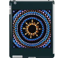 Blue Gem iPad Case/Skin