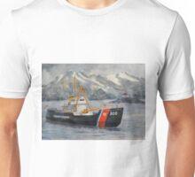 Coast Guard Cutter Citrus Unisex T-Shirt