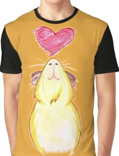 Guinea lovely pig ♥ Graphic T-Shirt