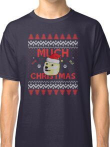 Much Christmas - Doge Meme Classic T-Shirt