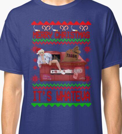"Trish ""Merry Christmas, It's Whateva"" Katya Classic T-Shirt"