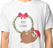 Merry Slothmas Classic T-Shirt