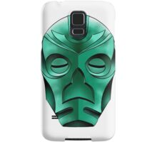 traditional dragon priest mask Samsung Galaxy Case/Skin