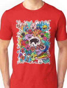 "Bizon Customs - ""Beautiful Mind"" Shirts and Hoodies Unisex T-Shirt"