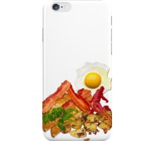 My Ketchup Gone Squatchin for Bacon iPhone Case/Skin