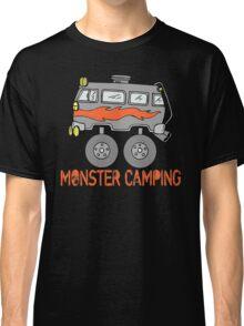 Monster Camping RV Classic T-Shirt