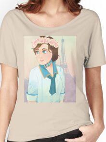 la vie en rose Women's Relaxed Fit T-Shirt