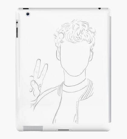 Troye Sivan Outline iPad Case/Skin