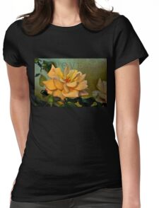 Language of The Heart   Womens Fitted T-Shirt