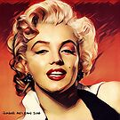 The Icon: Marilyn Monroe by Junior Mclean