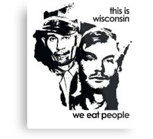 Welcome To Wisconsin Metal Print