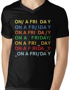 RADIOHEAD (design 3) Mens V-Neck T-Shirt