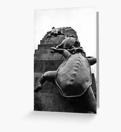 Sculpture Greeting Card
