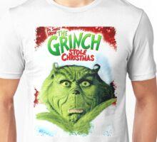 THE GRINCH STOLE CHRISTMAS GAGAK 10 Unisex T-Shirt