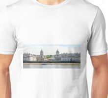 Greenwich Naval College  (could almost be an 18th century print) Unisex T-Shirt