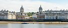 Greenwich Naval College  (could almost be an 18th century print) by MarcW