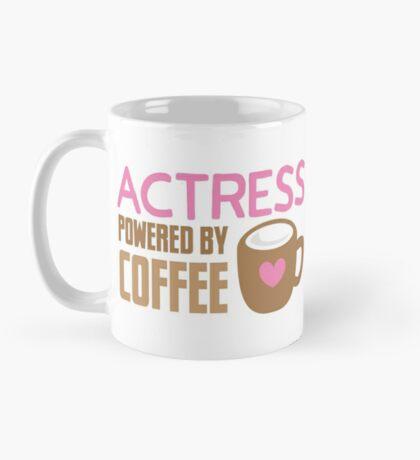 actress powered by coffee Mug