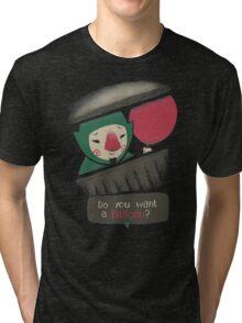 T.I.N.G. Tri-blend T-Shirt