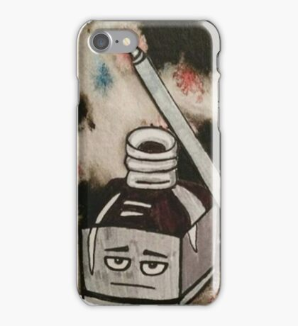 Inky and the Pen Logo iPhone Case/Skin