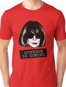 Wintour Is Coming Unisex T-Shirt