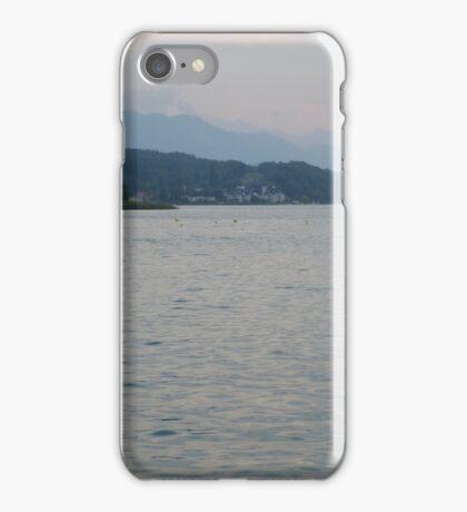 a few shades of blue iPhone Case/Skin