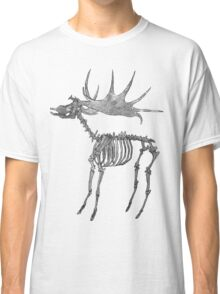 Stag Skeleton Classic T-Shirt