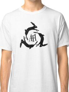 AFI Black T-shirt Sz S, M, L, XL, XXL Classic T-Shirt
