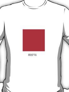 Lightning Bolt Series - Flashing Red T-Shirt